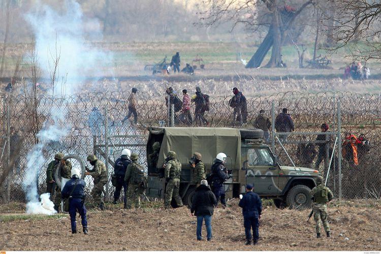 Πληροφορίες για κινητικότητα στον Έβρο με μεταφορά μεταναστών από την Τουρκία στα σύνορα