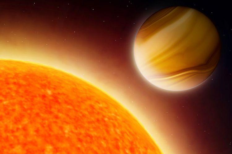 Ανακαλύφθηκε ένας μεγάλος εξωπλανήτης μεγέθους Ποσειδώνα