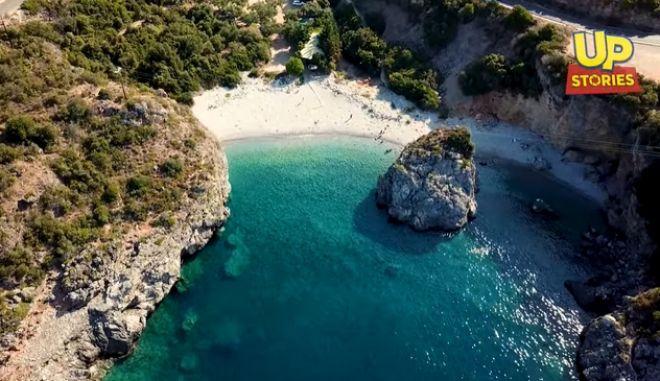 Φονέας: Ο θρύλος που έδωσε το όνομα στη πανέμορφη παραλία (video)