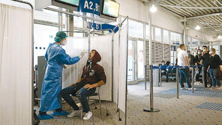 Τεστ και καραντίνα για τους ταξιδιώτες από μη ασφαλείς χώρες