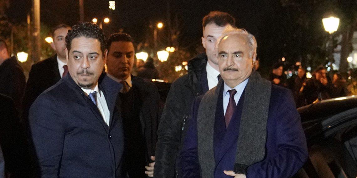Λιβύη: Σάρατζ και Χάφταρ συμφώνησαν να καθίσουν στο τραπέζι των διαπραγματεύσεων