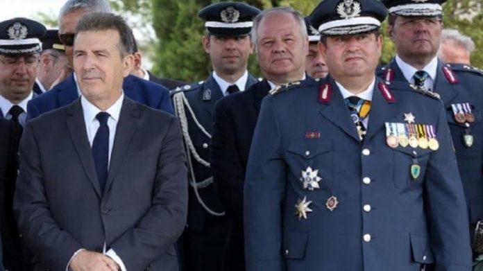 Με αστυνομικούς και τοπικούς φορείς θα έχουν συναντήσεις Χρυσοχοϊδης και Καραμαλάκης