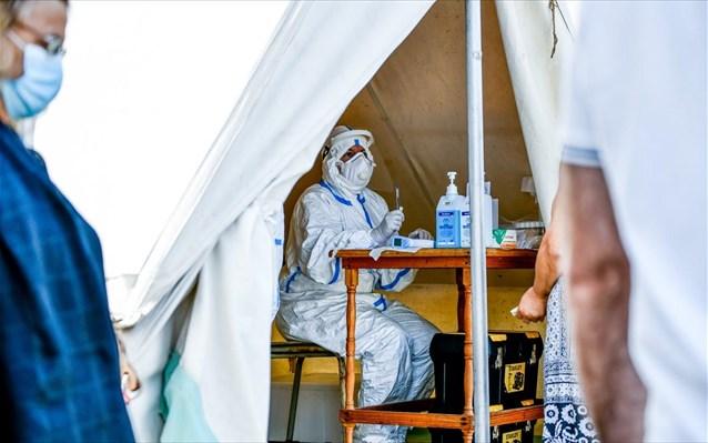 Κορωνοϊός: Ένας νεκρός, 20 νέα κρούσματα στην Ελλάδα