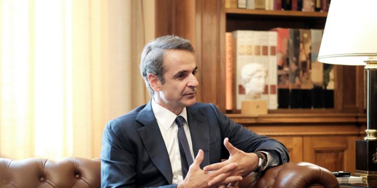 Ο Μητσοτάκης πάει το θέμα της Τουρκίας στη Σύνοδο Κορυφής -Η Αθήνα χτίζει συμμαχίες, ηχηρή απάντηση στις προκλήσεις της Αγκυρας