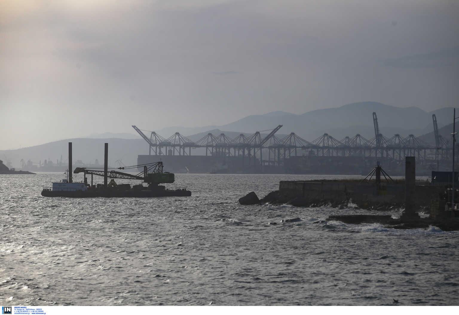 """Τραγωδία στον Πειραιά: Νεκρός από ηλεκτροπληξία εργαζόμενος στο πλοίο """"NODUS"""""""