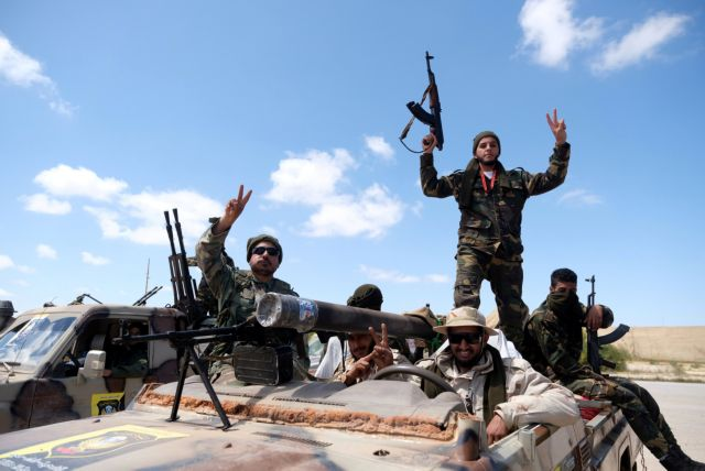 Σάρατζ: «Η Αίγυπτος χτυπά τύμπανα πολέμου»