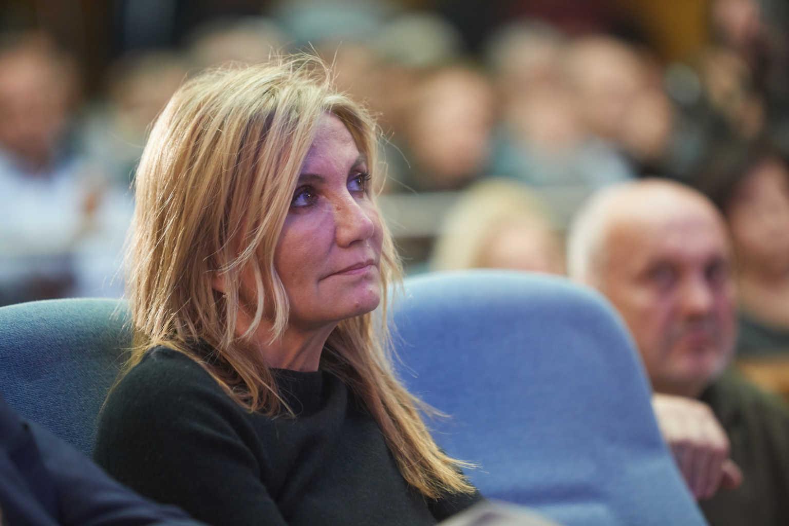 Μαρέβα Γκραμπόβσκι: «Ουδεμία σχέση είχα ή έχω με το e-food – Τα υπόλοιπα στη Δικαιοσύνη»