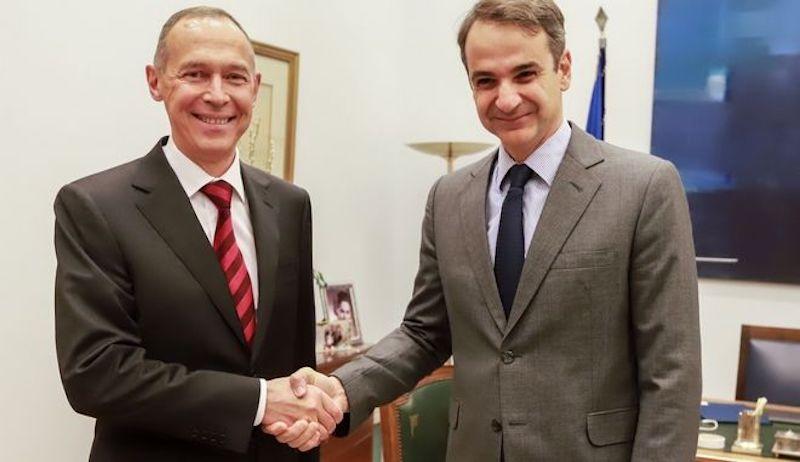 Ρώσος πρέσβης στην Αθήνα: Τα νησιά έχουν υφαλοκρηπίδα και ΑΟΖ