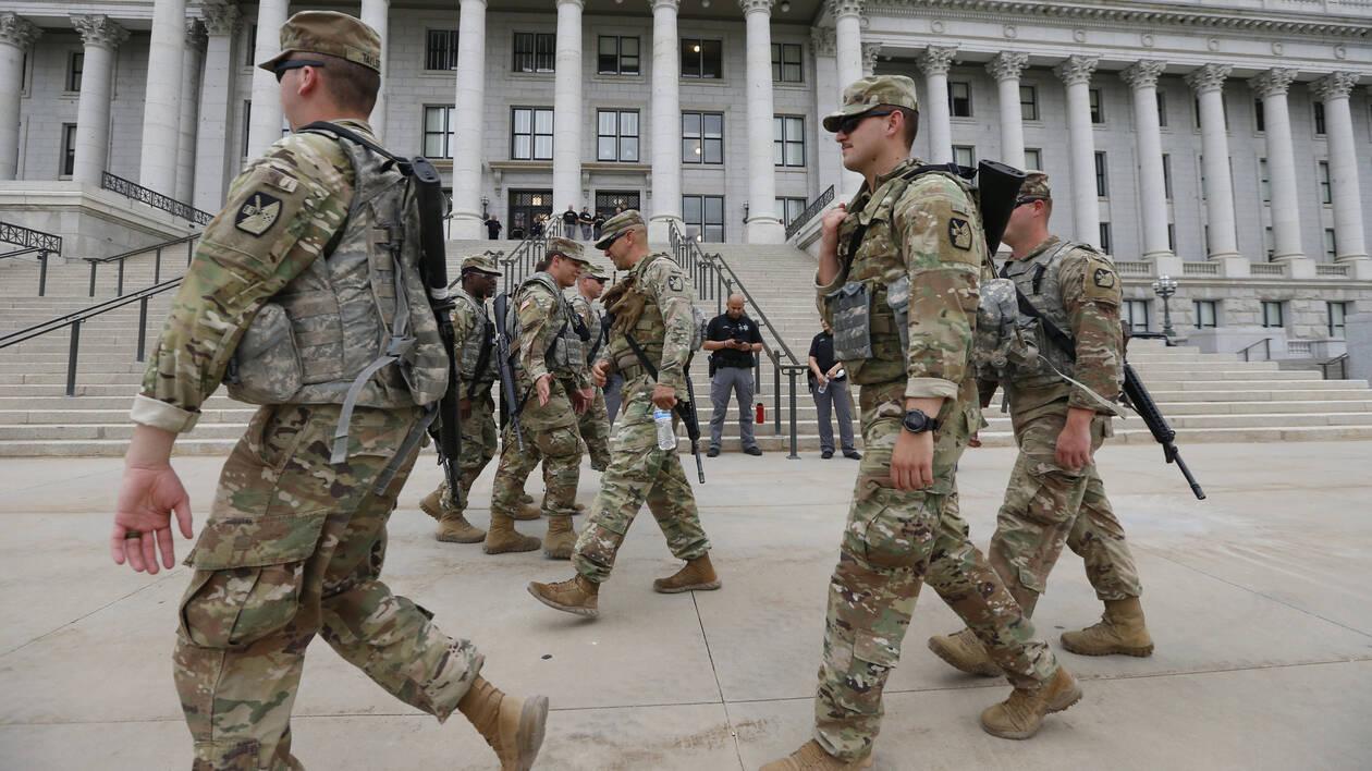 Αποκάλυψη: Ο Τραμπ ήθελε 10.000 στρατιώτες κατά των διαδηλωτών