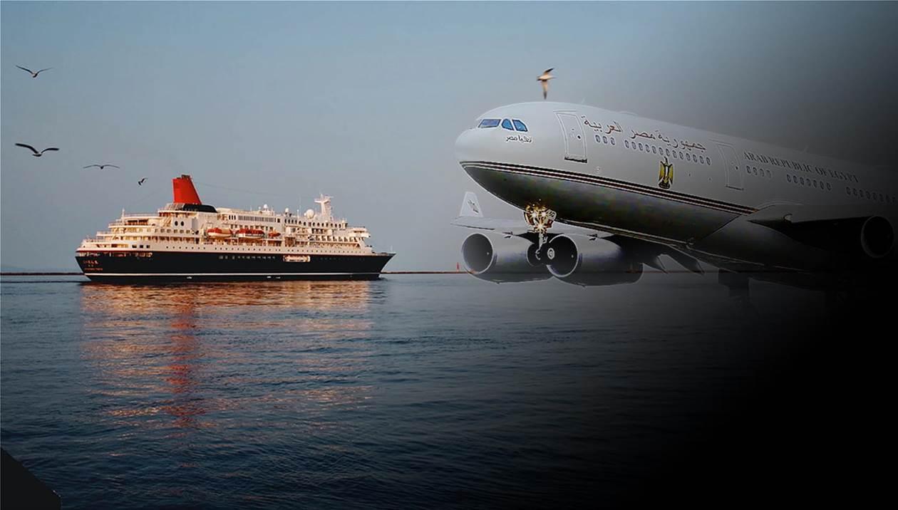 Αποκαρδιωτικά στοιχεία για την κίνηση σε αεροδρόμιο & λιμάνι – Ο άδειος πίνακας μαρτυρά τις απώλειες