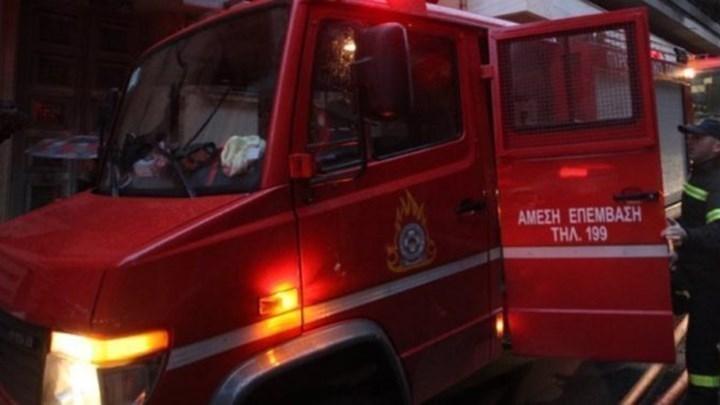 ΕΚΤΑΚΤΟ: Διακοπή κυκλοφορίας στη Λεωφόρο ΝΑΤΟ λόγω πυρκαγιάς - ΤΩΡΑ