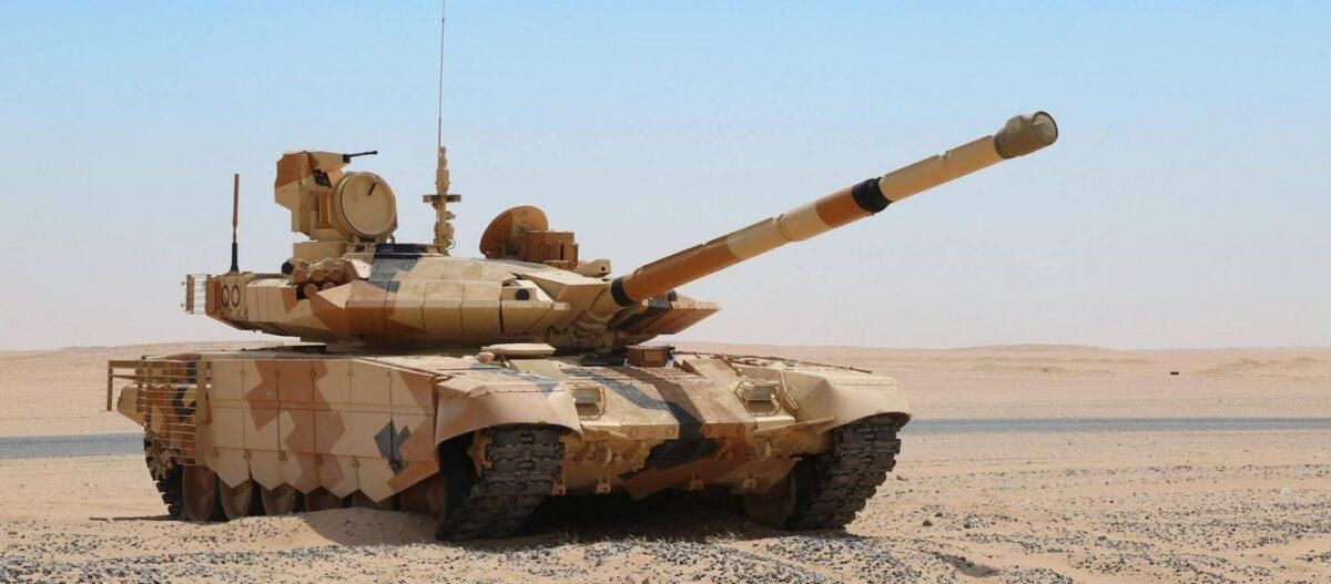 Η Αίγυπτος αγοράζει 500 νέα άρματα μάχης T-90MS από την Ρωσία για να αντιμετωπίσει την Τουρκία στην Λιβύη (βίντεο)