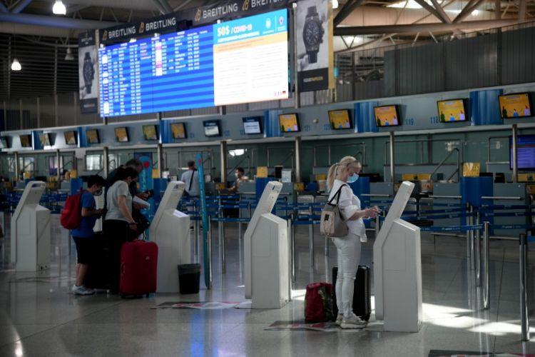 Πτήσεις: Τι θα ισχύσει με τρίτες χώρες-Παράταση στη φόρμα εντοπισμού
