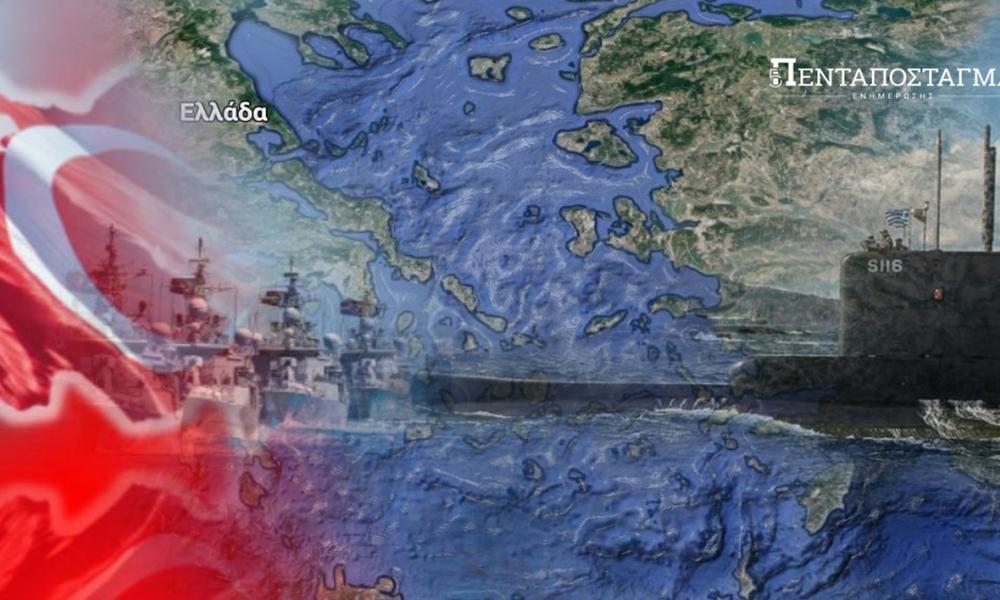 """Στον """"άξονα του κακού"""" η Άγκυρα: Τούρκος ναύαρχος βλέπει διαμελισμό της χώρας"""