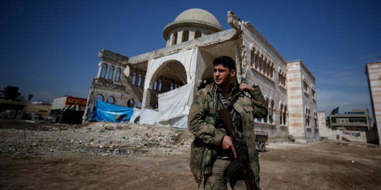 Εισβολή Τούρκων κομάντο στο Ιράκ Επιχείρηση Claw-Tiger