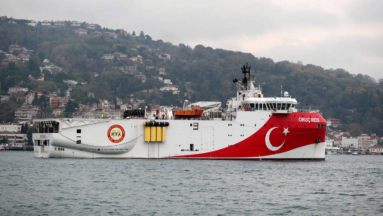 Yeni Safak: Σύντομα έρευνες στα τεμάχια 15 και 20 κάτω από Κρήτη