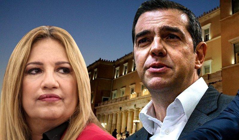 Κοινό μέτωπο Τσίπρα – Γεννηματά για κυρώσεις της ΕΕ στην Τουρκία