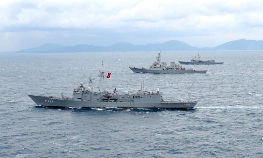 """Απειλούν Γαλλία & Ελλάδα οι Τούρκοι: """"Αν πολεμικά πλοία μας πλησιάσουν στη Μεσόγειο θα απαντήσουμε"""""""