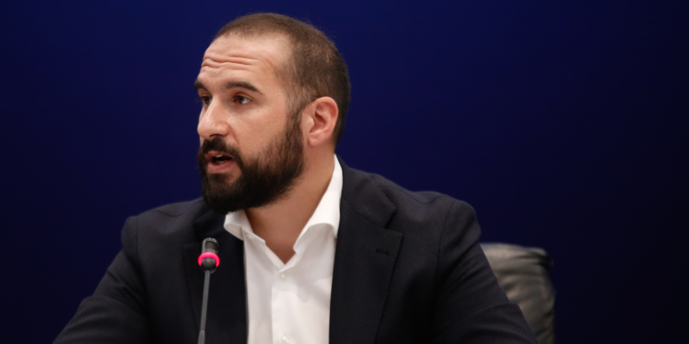 Τι γύρευε ο Δημήτρης Τζανακόπουλος στον Άρειο Πάγο;