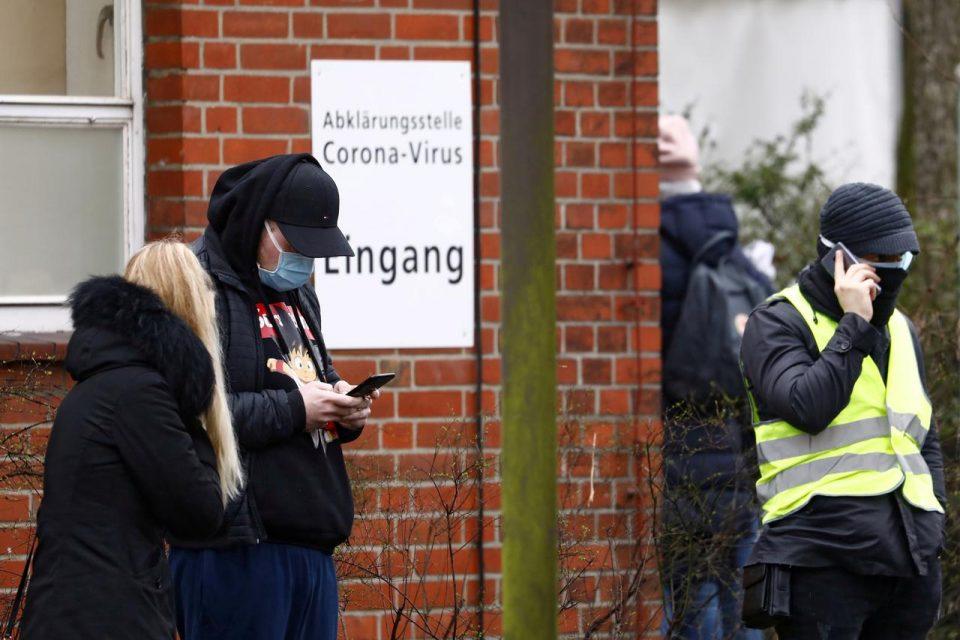 Γερμανία: Άρχισαν και πάλι τα lockdown! Φόβοι για δεύτερο κύμα κορονοϊού