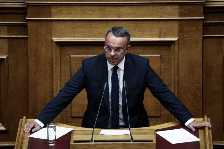 Χρήστος Σταϊκούρας: Ετσι θα έρθουν τα 32 δισ. ευρώ στην Ελλάδα