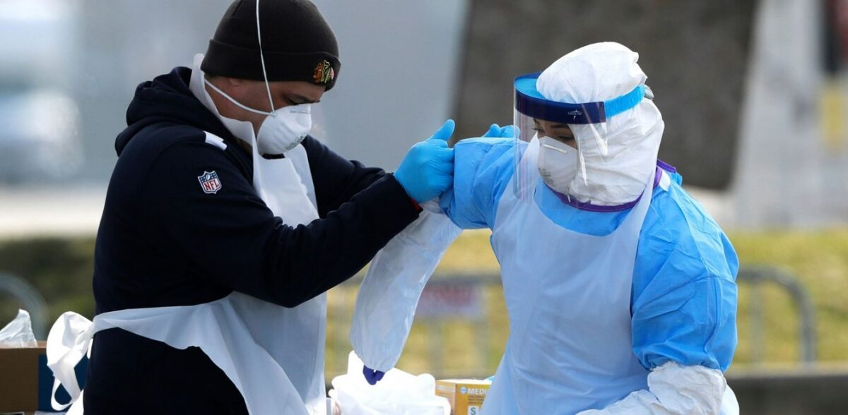 Κορονοϊός – Πρόβλεψη που τρομάζει: Τουλάχιστον 230.000 νεκροί στις ΗΠΑ έως τον Νοέμβριο