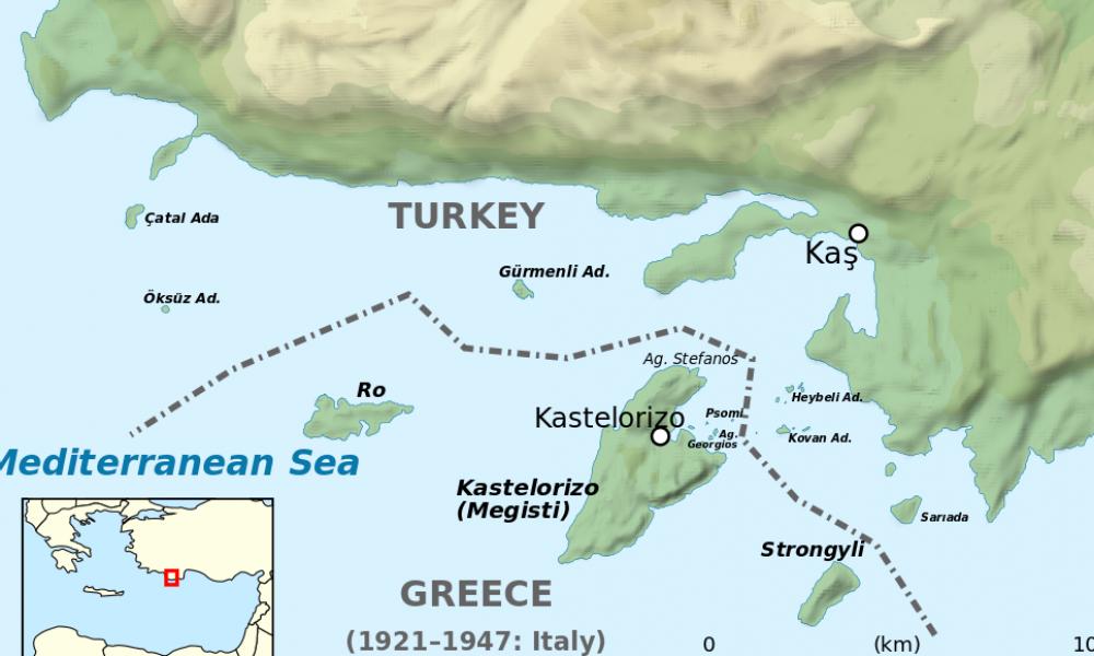 """Μας προειδοποιούν οι Αμερικανοί: """"Η Τουρκία στοχοποιεί το σύμπλεγμα Καστελορίζου"""""""