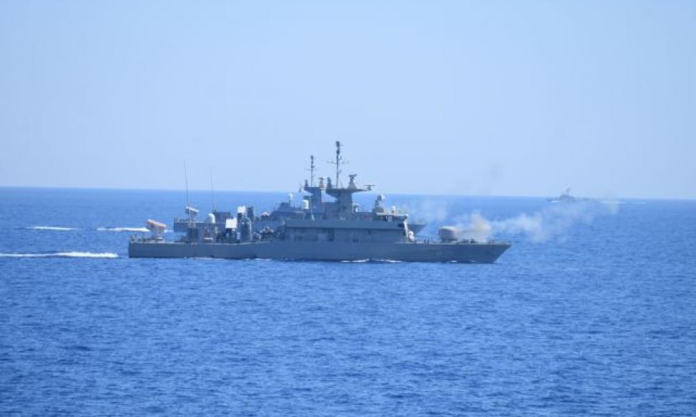 Σε αυξημένη επιφυλακή τα ελληνικά πολεμικά πλοία στο Ανατ. Αιγαίο
