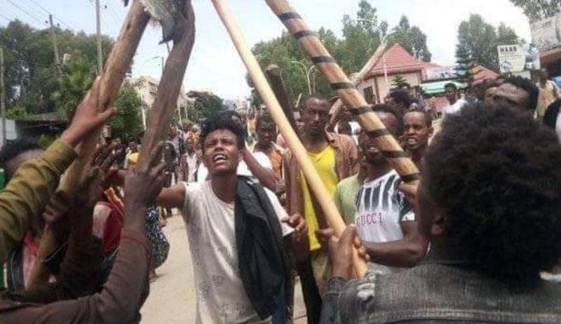Αιθιοπία: Αναταραχές μετά τη δολοφονία τραγουδιστή – 8 νεκροί και 80 τραυματίες