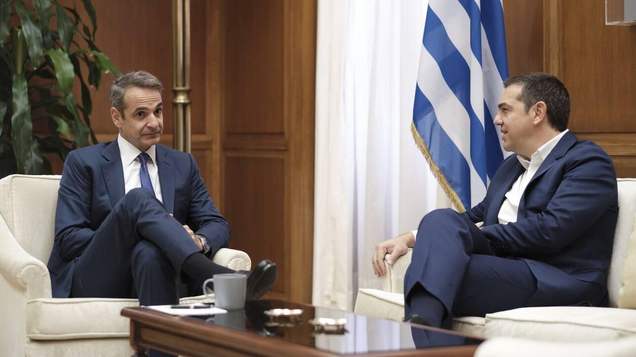 Η τραγωδία στο Μάτι κλιμακώνει τη σύγκρουση ΝΔ – ΣΥΡΙΖΑ