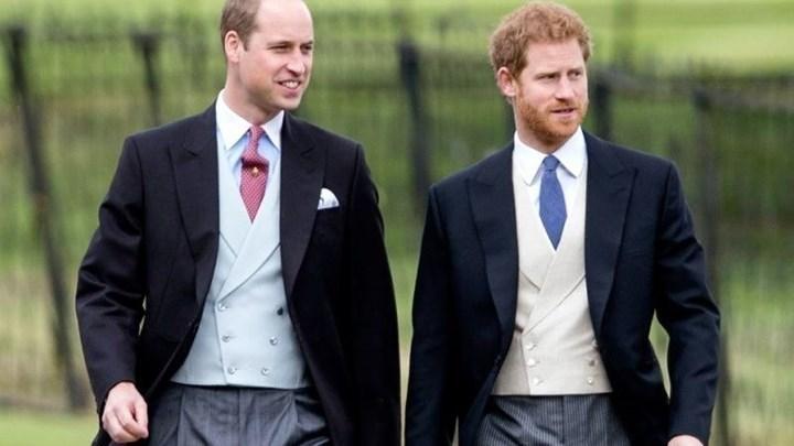 """Το """"διαζύγιο""""… Χάρι και Ουίλιαμ: Πώς χώρισαν την περιουσία που τους άφησε η Νταϊάνα"""