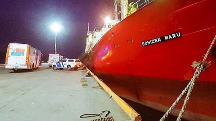 Μυστήριο με ναυτικούς – Βρέθηκαν θετικοί στον κορονοϊό ενώ ήταν στη θάλασσα για 35 ημέρες