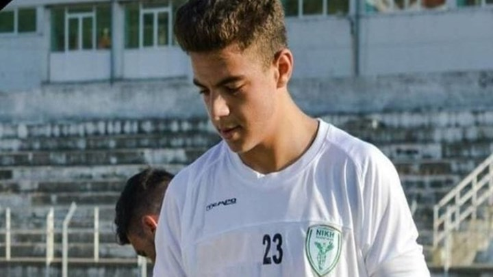 Θρήνος στη Χαλκιδική – Έφυγε από τη ζωή 20χρονος ποδοσφαιριστής