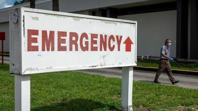 Πάνω από 15.000 νέα κρούσματα κορωνοϊού σε ένα 24ωρο στη Φλόριντα