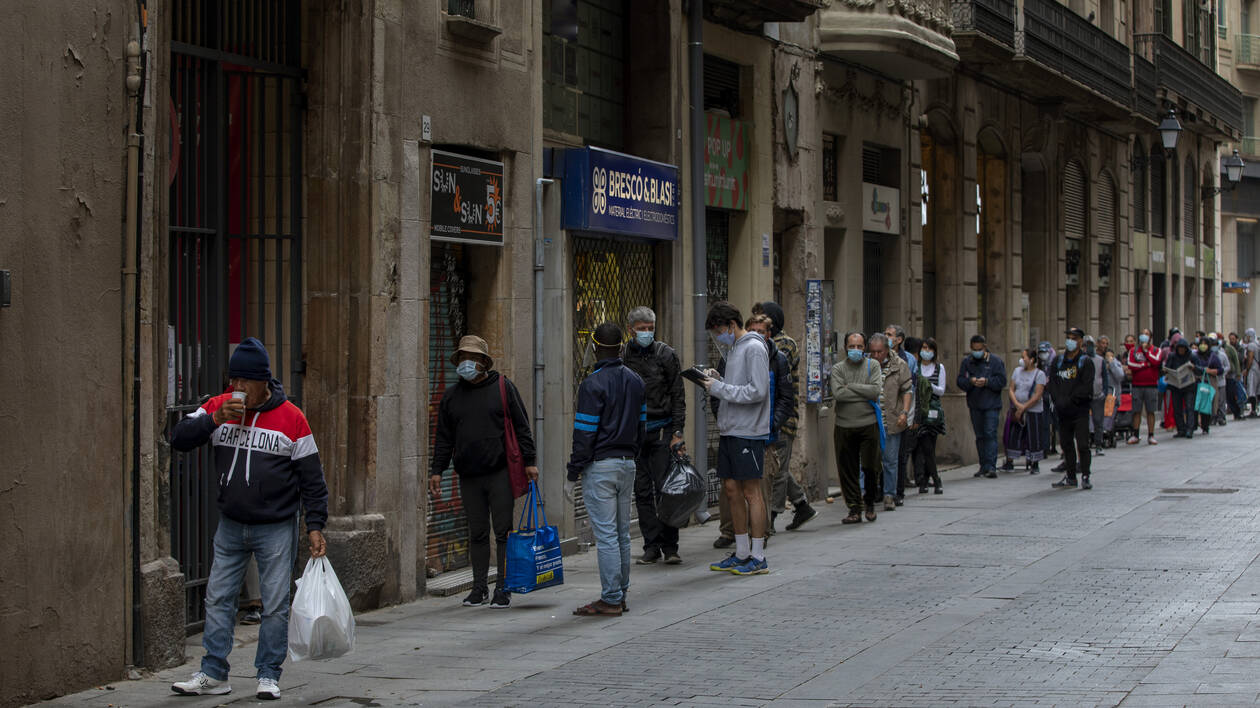 Το lockdown επέστρεψε στην Ισπανία: Περιορισμοί στις μετακινήσεις 210.000 κατοίκων