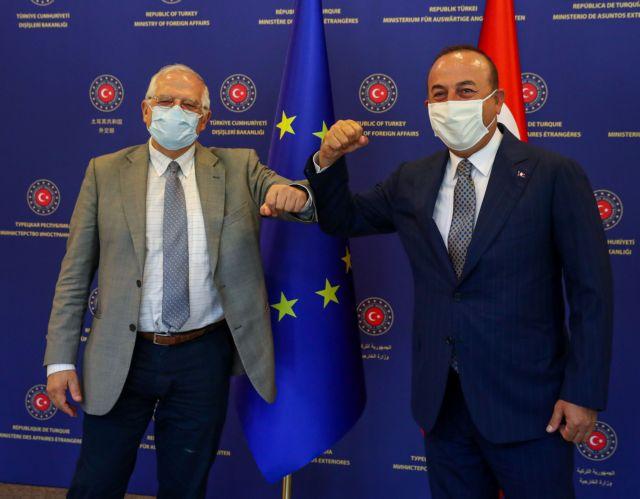 Το φλερτ ΕΕ-Τουρκίας και το δίλημμα της Αθήνας