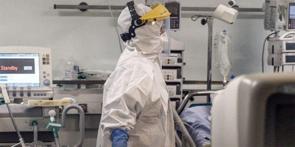 Κορωνοϊός: Κατέληξε 83χρονη στο «Σωτηρία» – 193 τα θύματα συνολικά