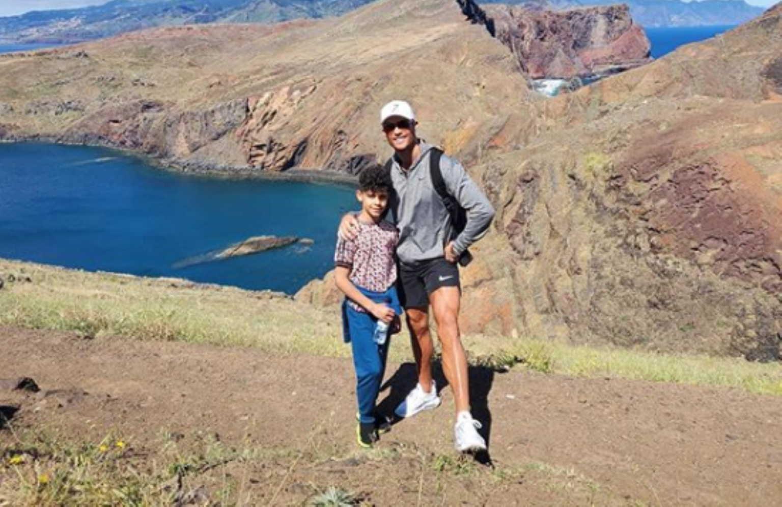 Κριστιάνο Ρονάλντο: Μπελάδες για τον 10χρονο γιο του! Η αστυνομία κάνει έρευνα
