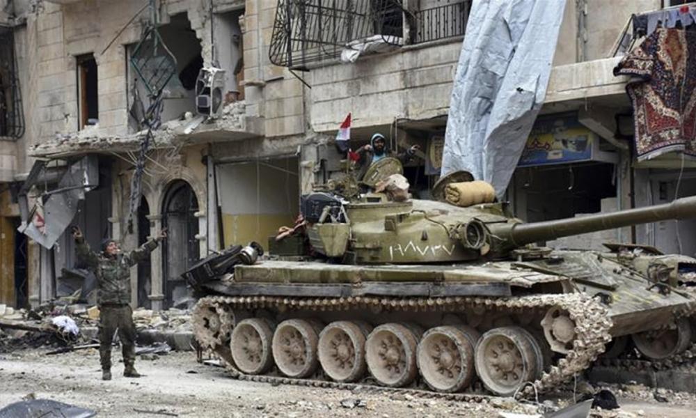 Ξαφνική ανάφλεξη στη Β. Συρία: Τούρκοι επιτέθηκαν σε δυνάμεις του Άσαντ