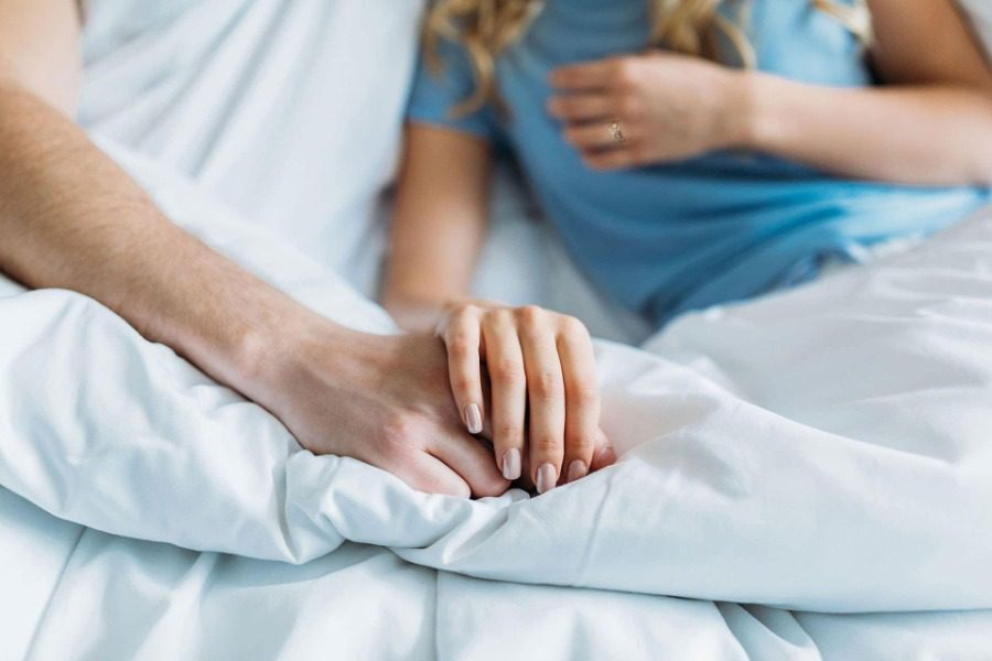 Τι συμβαίνει στο σώμα μας αν δεν κάνουμε σeξ για καιρό;
