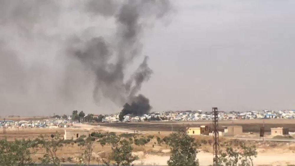 Συρία: Οκτώ νεκροί από έκρηξη βόμβας στην ελεγχόμενη από την Τουρκία ζώνη