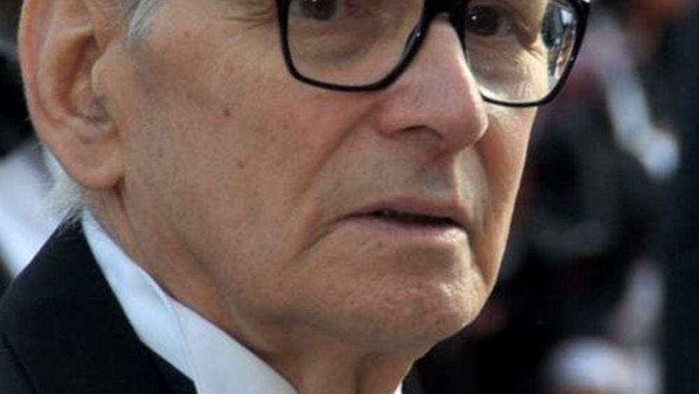 Αντίο μαέστρο: Πέθανε ο Ένιο Μορικόνε