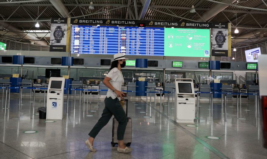 Πτήσεις: Τι ισχύει για Σερβία, Βρετανία, Σουηδία -Αλλαγές στη φόρμα PLF