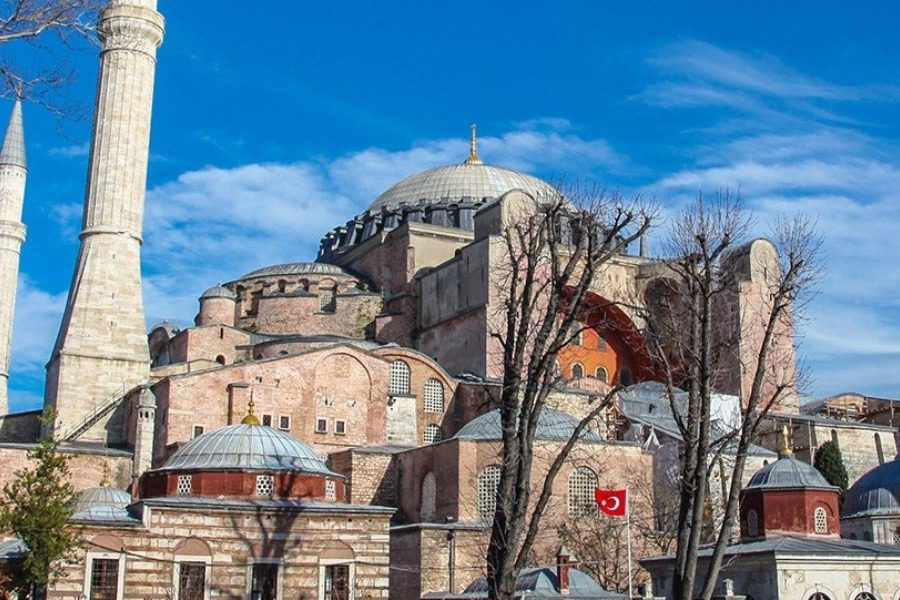 Οι Τούρκοι αποφάσισαν: Η Αγια Σοφιά θα γίνει τζαμί