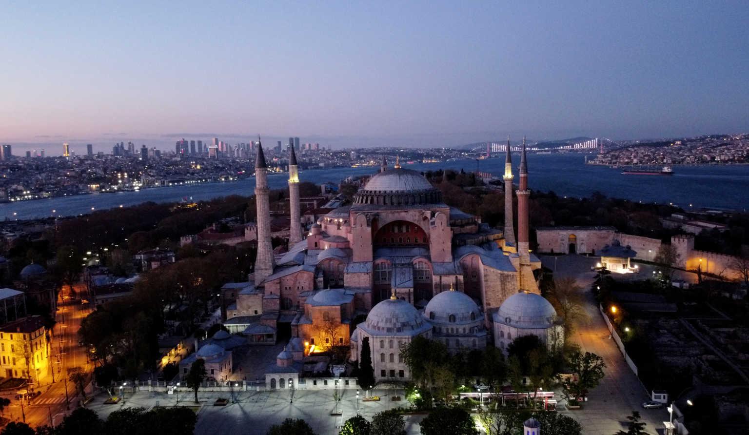 Reuters: Αύριο ανακοινώνεται η απόφαση για την Αγιά Σοφιά – Πως θα μετατραπεί σε τζαμί