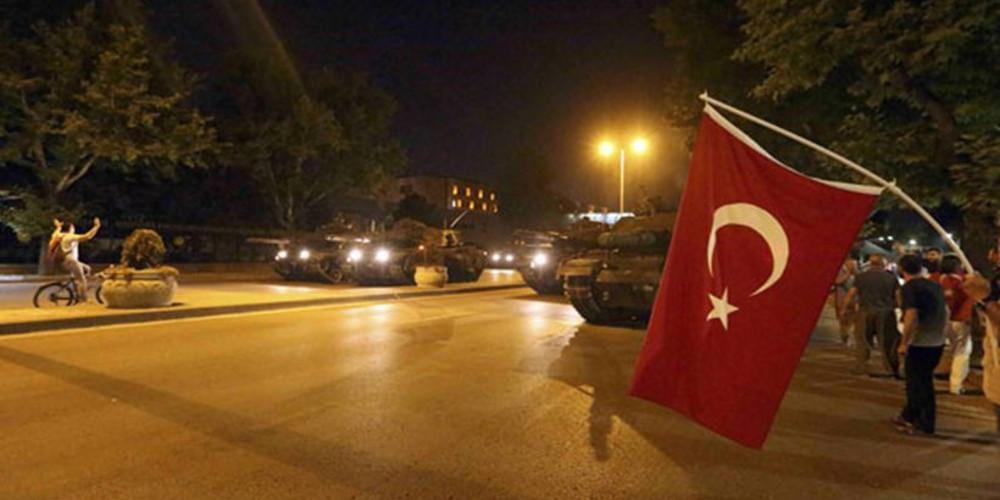 Αποκάλυψη: Γιατί απέτυχε το πραξικόπημα κατά του Ερντογάν – Τι έγινε εκείνο το βράδυ
