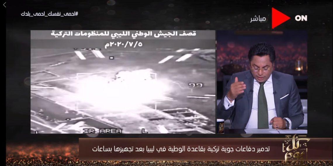 Λιβύη: Οι πρώτες εικόνες από την επίθεση στην τουρκική βάση Αλ Ουατίγια (video)