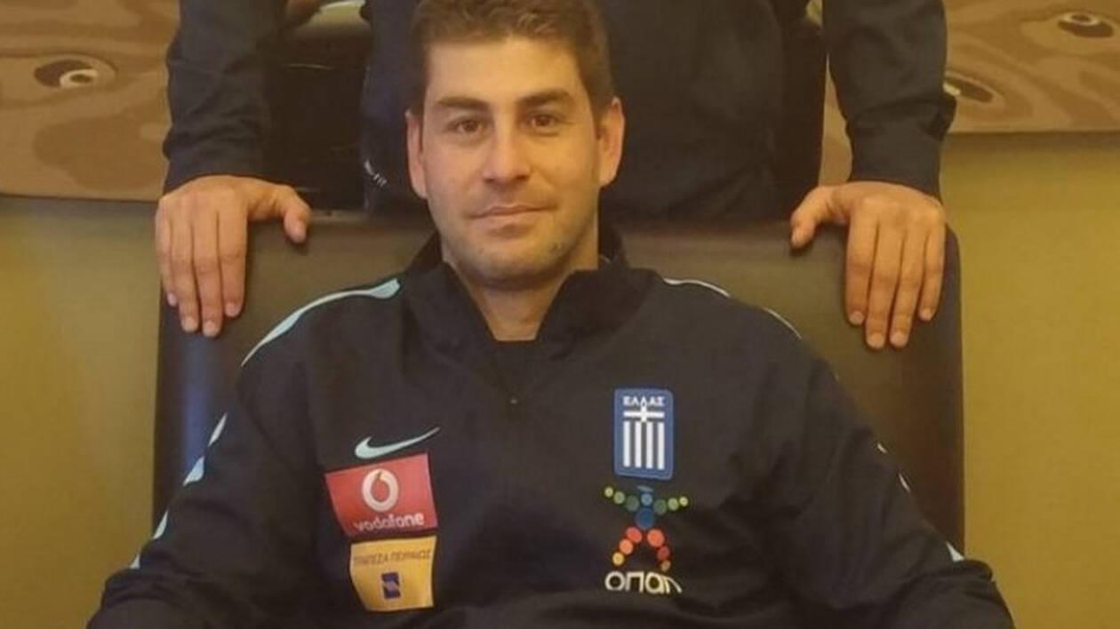 Πέθανε ο αναλυτής της Εθνικής, Σταμάτης Αντωνίου