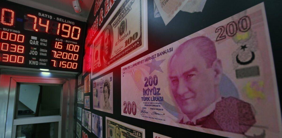 Financial Times: Ισοπέδωσε την τουρκική λίρα η στρατηγική του Ερντογάν