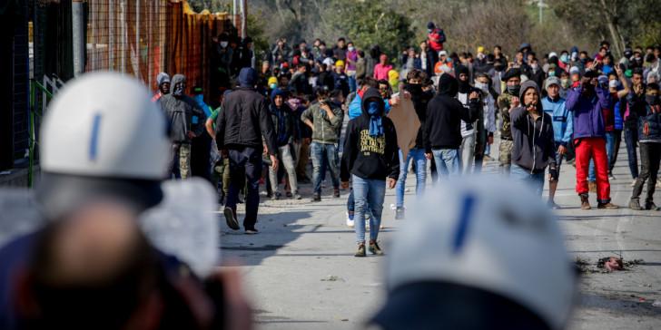 Κοροναϊός: Κλείνουν τα ιατρεία έξω από τη Μόρια λόγω προστίμων του Δήμου Μυτιλήνης